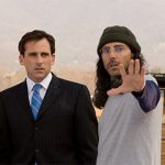 Tom Shadyac and Steve Carell